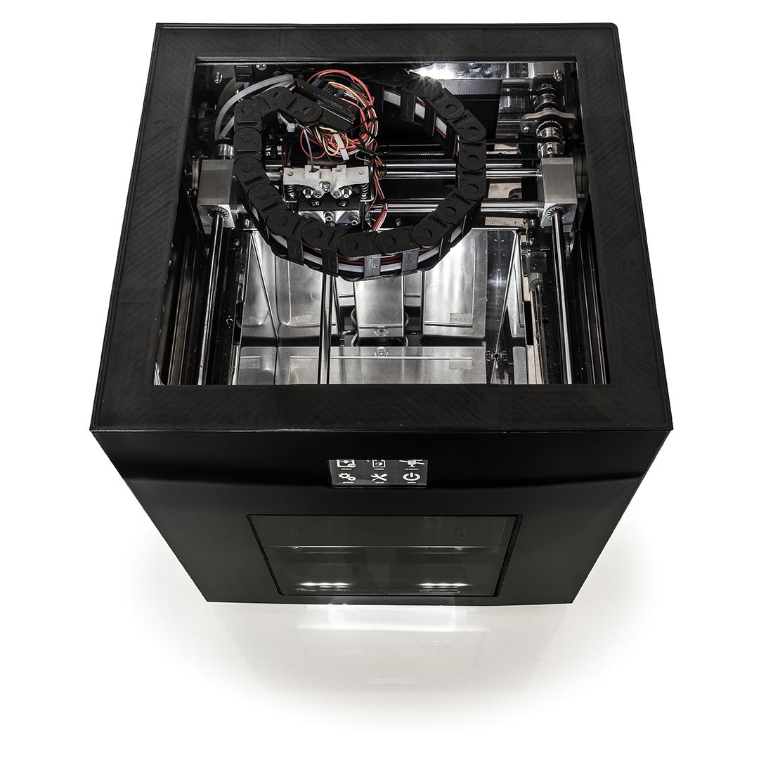 Tred Q_be black desktop 3D printer